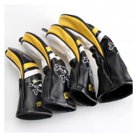 GUIOTE Vintage Series KING SKULL 4x Head Cover Set