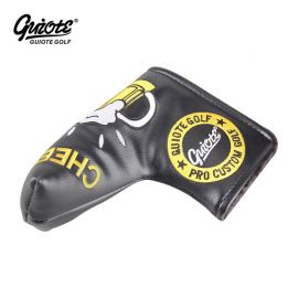 GUIOTE BEER - CHEERS! PUTTER COVER