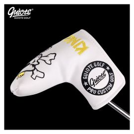 GUIOTE KING SKULL PUTTER COVER