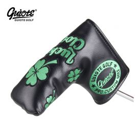 GUIOTE LUCKY CLOVER BLACK PUTTER COVER