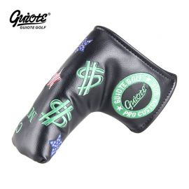 GUIOTE CASH MONEY BLACK PUTTER COVER