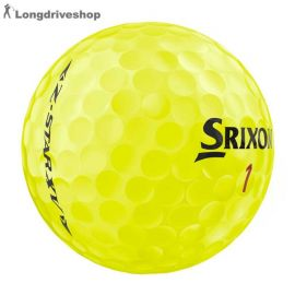 SRIXON Z-STAR XV Pure White / Tour Yellow Golfbälle