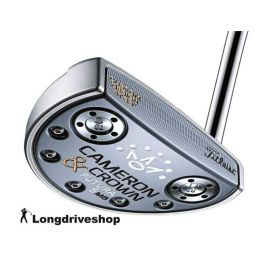 Scotty Cameron & CROWN Limited Releace Putter Futura 5 MB