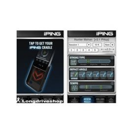 Ping  iPod Touch 4   Halter Putter Cradle