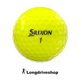 SRIXON Z-STAR Pure White / Tour Yellow Golfbälle NEU