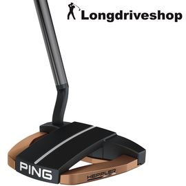 Ping Heppler Floki Putter Adjustable Shaft